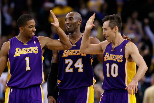 Lakers News: What Steve Nash's Return to Rotation Means for LA vs. Knicks