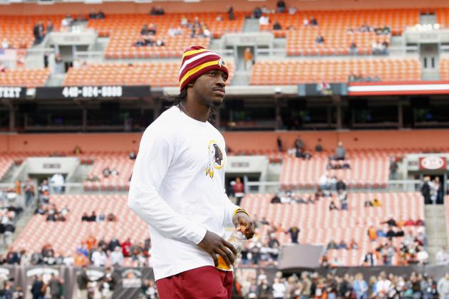 RG3 Injury: QB's Return vs. Eagles Gives Redskins Needed Boost to Make Playoffs