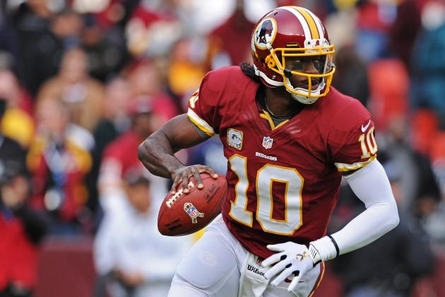 Robert Griffin III's Physical Limitations Will Be an Afterthought vs. Eagles