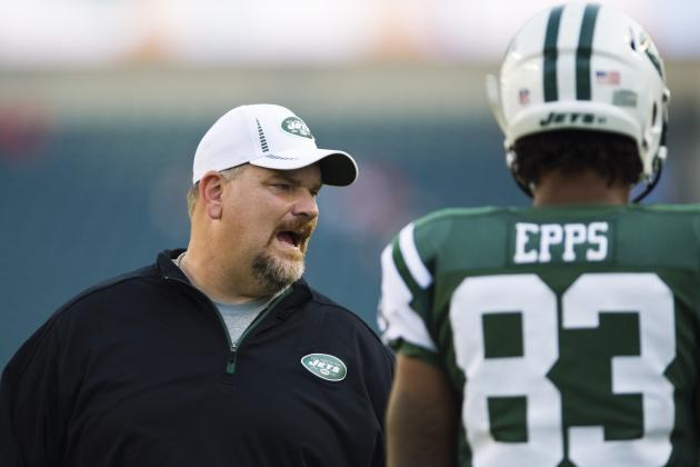 Sources: Jets Outside Linebackers Coach Mike Smith Will Leave for Texas Tech