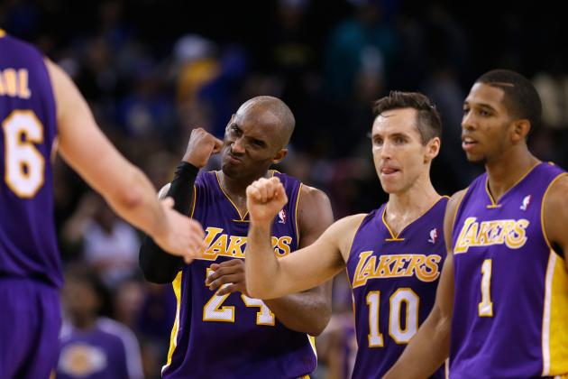 Nash Proves Vital Cog in Return, Fueling Lakers to Gritty Comeback Win