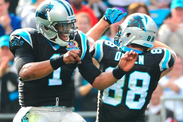 Oakland Raiders vs. Carolina Panthers: Live Score, Highlights and Analysis