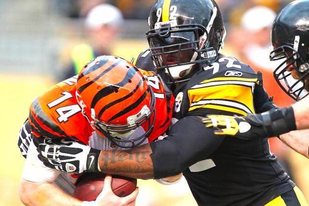 Cincinnati Bengals vs. Pittsburgh Steelers: Live Score, Highlights and Analysis