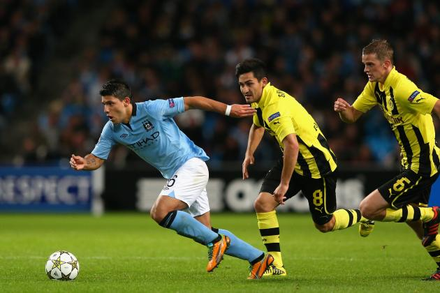 İlkay Gündoğan: The Rising Star of the German Bundesliga 2012