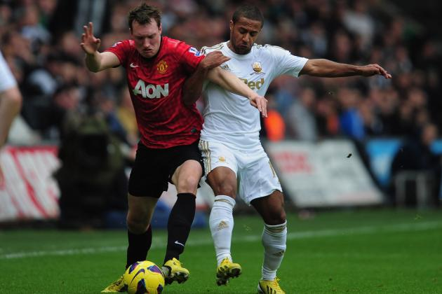 Swansea 1-1 Manchester United: Rating the United Players in Frustrating Draw