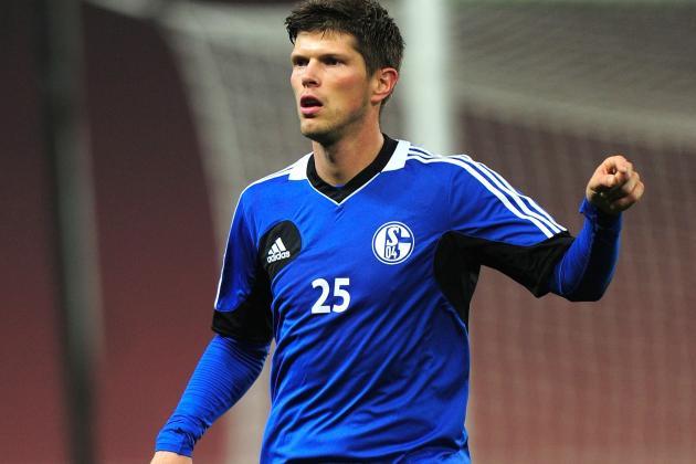 Klaas-Jan Huntelaar Snubs Arsenal, Liverpool and Signs New Contract with Schalke