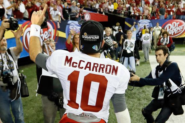 Just Call Alabama Quarterback AJ McCarron a Grizzled Veteran