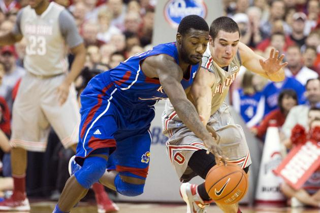 Kansas vs. Ohio State: Stifling Jayhawk 'D' Could Be Scary by March