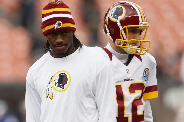 RGIII and Bowen Active, Polumbus out