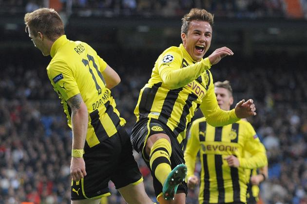 Why Mario Goetze Will Be the Bundesliga's Defining Player of 2013