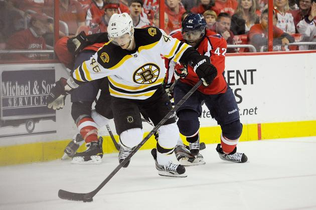 David Krejci: Boston Bruins Center Set to Return from Czech Republic