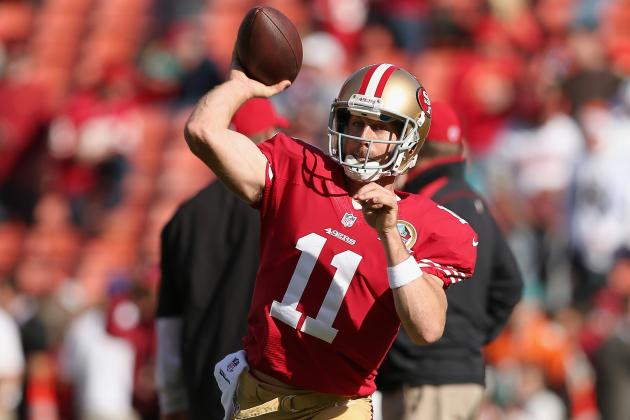 Alex Smith: Playoff Contenders Who Should Pursue 49ers QB in 2013