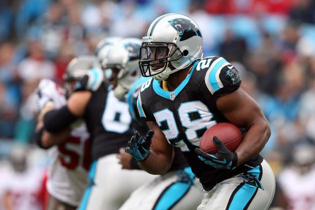 Jonathan Stewart out Today vs. Raiders