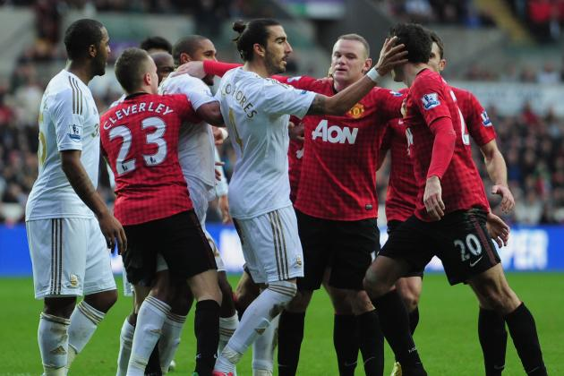 Sir Alex Ferguson Calls for Ashley Williams to Receive Extensive Ban