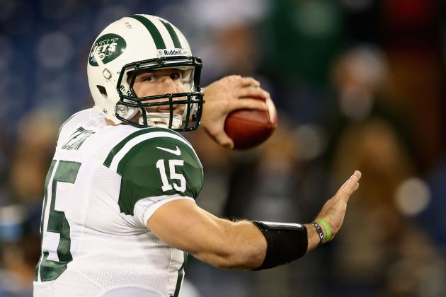 All Three Quarterbacks Active for the Jets