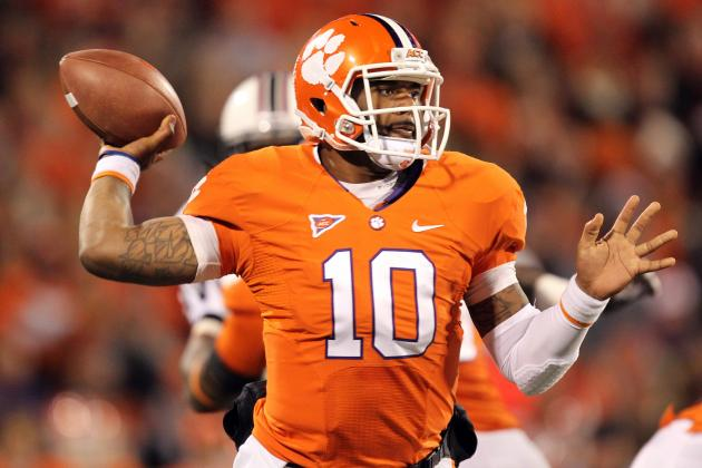 Tajh Boyd Says 'it's Time' for Clemson Bowl Breakthrough