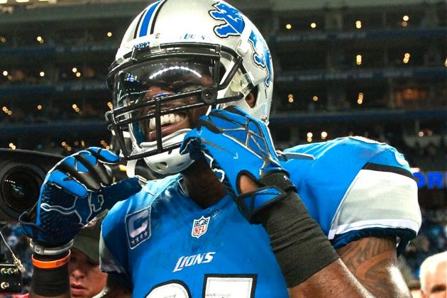 Lions vs. Falcons: Calvin Johnson Shatters Single-Season Yardage Record in Loss