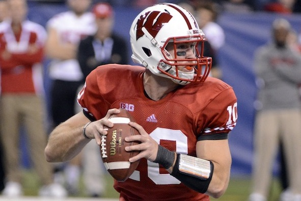 Curt Phillips Will Start for Wisconsin in the Rose Bowl