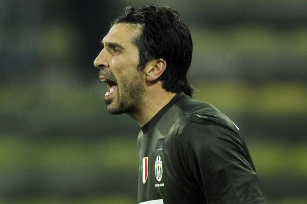 Buffon: 'A Wonderful 2012'