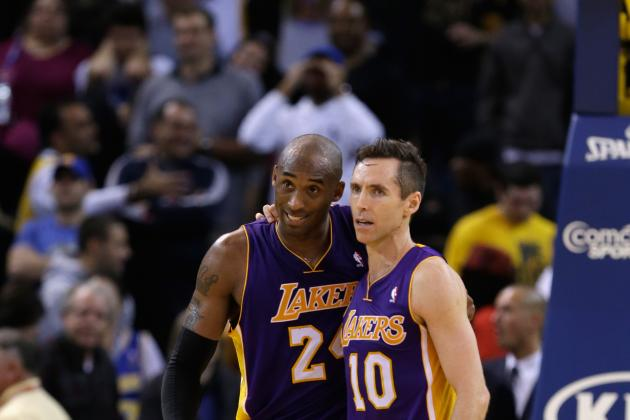 Steve Nash's Return Will Bring out the Best and Worst of Kobe Bryant
