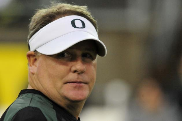 Eagles Eyeing Oregon's Chip Kelly