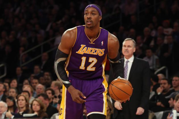 Dwight Howard: Grading Lakers Center's Performance in LA Thus Far