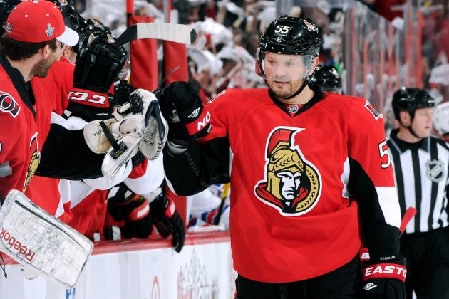 Penguins Look to Bring Back Ottawa Senators Defenceman Sergei Gonchar