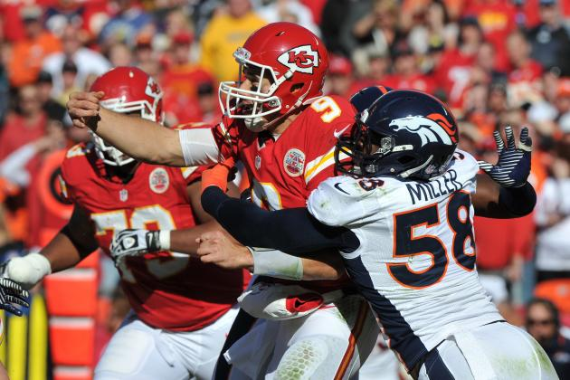 Breaking Down How Broncos OLB Von Miller Dominates Opponents