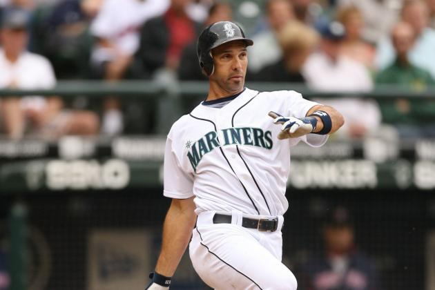 Raul Ibanez Expects to Get Look at Three or Four Spots with Mariners