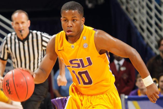 Stellar Guard Play Sparks LSU Surge