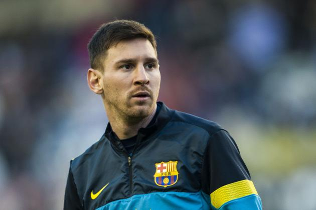Lionel Messi: Putting the Barcelona Star's 91 Goals This Year in Perspective