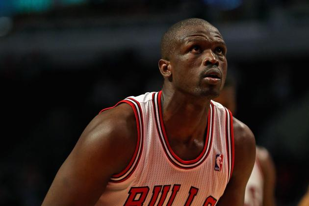 Deng Plays Through Injury in Bulls' Loss