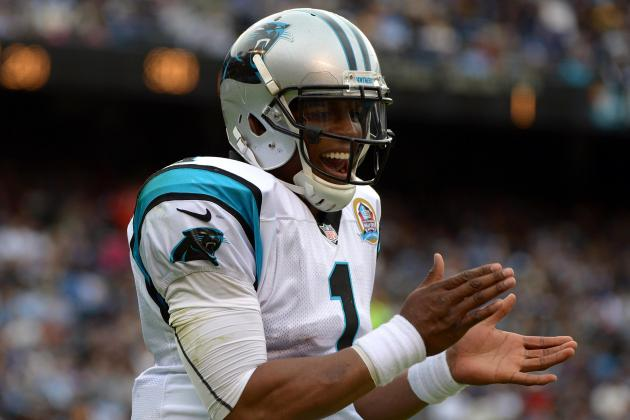 Is Anyone Playing Better Than Cam Newton Down the Season's Home Stretch?