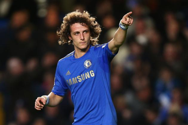 Luiz Reinvented as Chelsea Destroy Villa