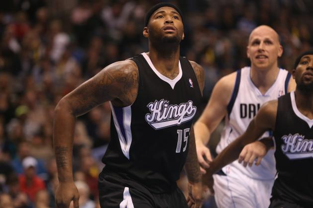NBA News: Kings Must Give DeMarcus Cousins One More Chance to Show Maturity