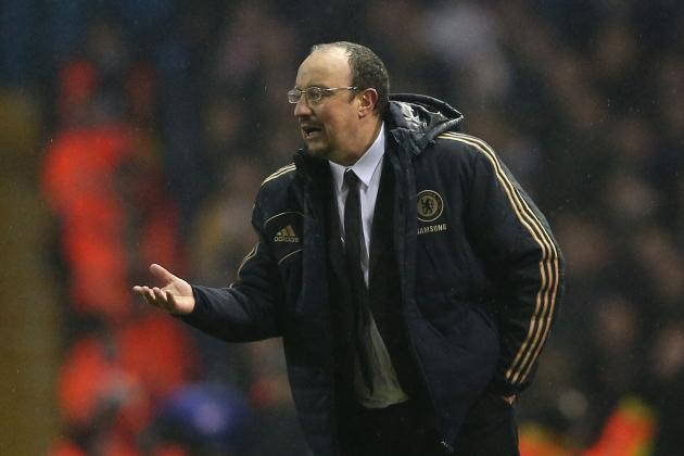 Benitez Hails Improvement After Sensational Chelsea Win over Aston Villa