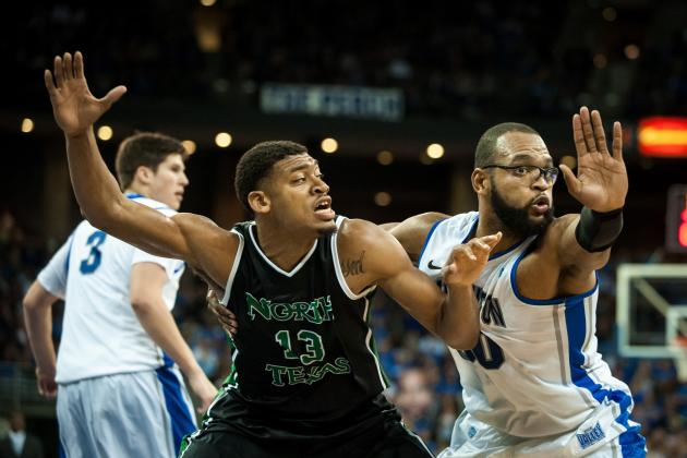Why Is North Texas' Tony Mitchell Not Playing Like an All-American?