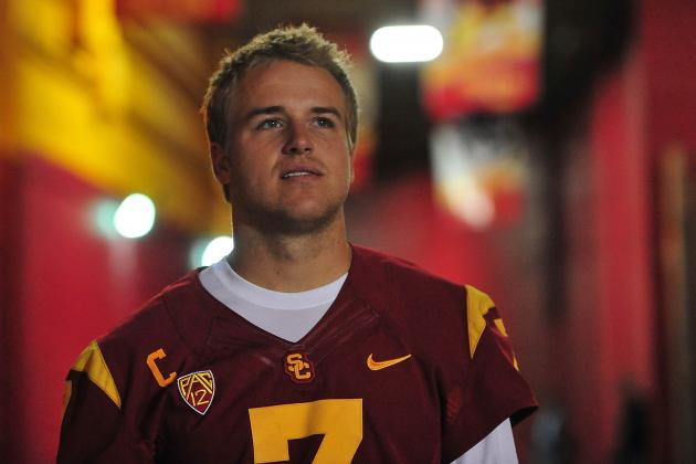 USC Football: Players Who Must Step Up If Matt Barkley Misses Sun Bowl