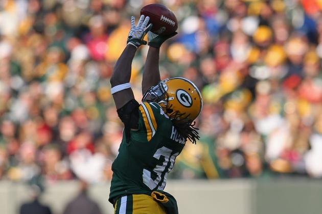 Davon House Questionable to Return with Shoulder Injury