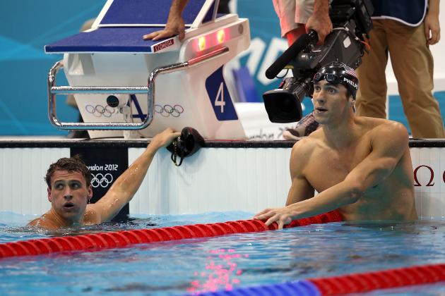 U.S. Olympic Swimming Team 2012: Ryan Lochte Not so Invincible After Relay Flop