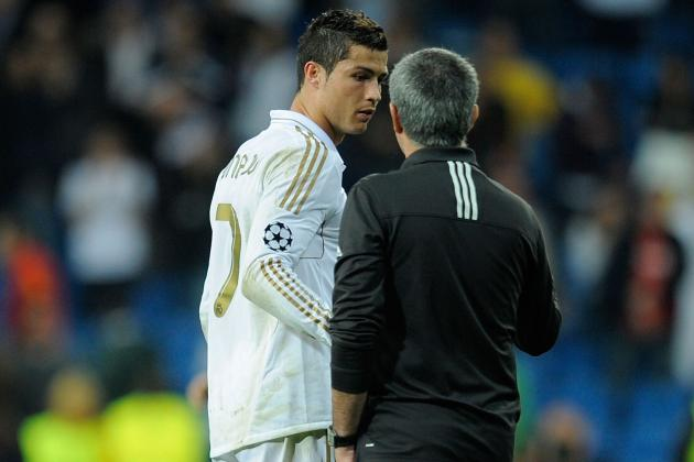 Real Madrid Must Keep Jose Mourinho and Cristiano Ronaldo United