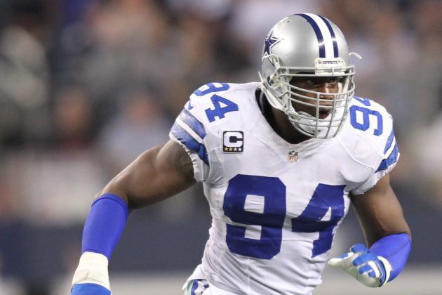 DeMarcus Ware Injury: Updates on Cowboys Star's Shoulder
