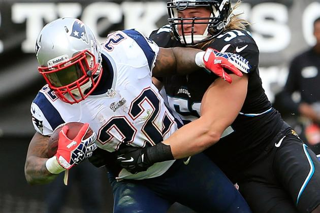 Rapid Reaction: Patriots 23, Jaguars 16