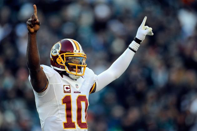 Redskins Outlast Lowly Eagles as RG III Returns