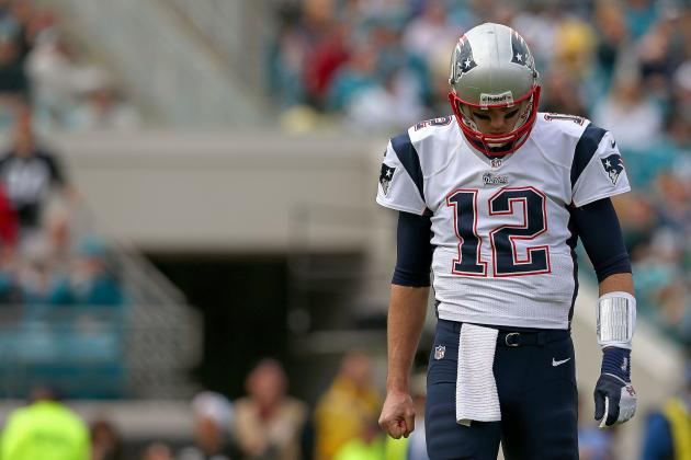 Patriots vs. Jaguars: New England's Self-Inflicted Struggles Need Quick Fixing