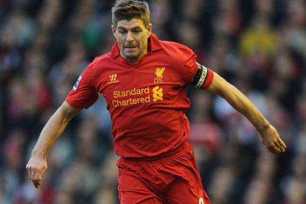 Liverpool to Hand Steven Gerrard New Deal as Sturridge's Arrival Nears