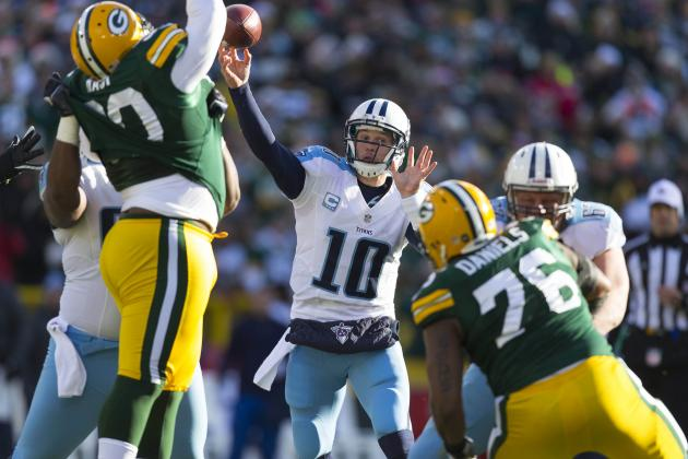 Titans vs. Packers: Titans Embarrass Themselves, Their City, Football Itself
