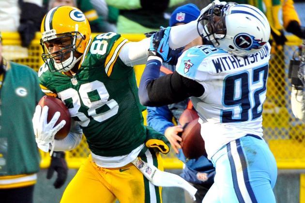 Packers vs. Titans: Rodgers, Jones Decimate Titans in Blowout
