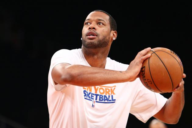 Camby Will Return for Knicks vs. Lakers