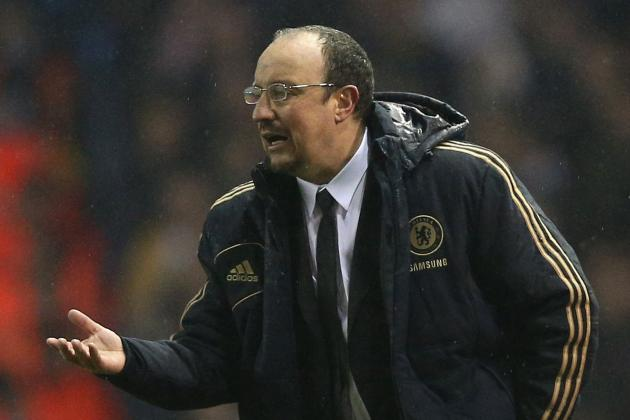 Attacking Display of the Weekend: Rafa Benitez Unlocks Chelsea's David Luiz